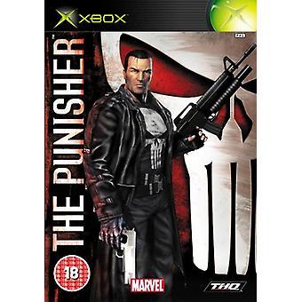 The Punisher (Xbox)-nieuw