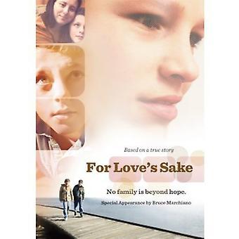 For Love's Sake [DVD] USA import
