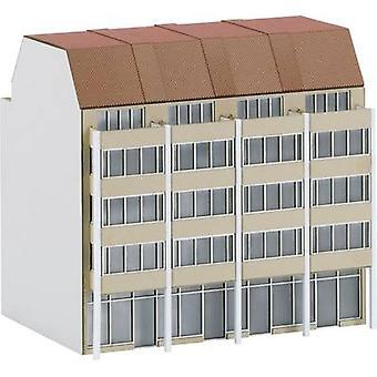 MiniTrix T66332 N City Business houses