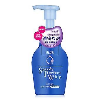 Shiseido Senka Speedy Perfect Touch Face Wash Mousse 150ml