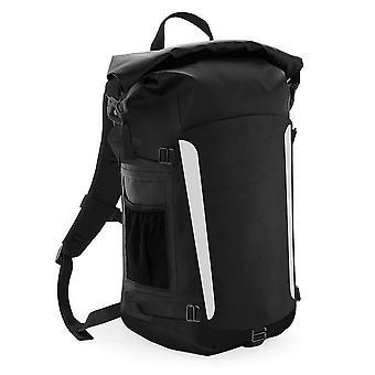 Quadra dränka 25 liter vattentät ryggsäck/ryggsäck