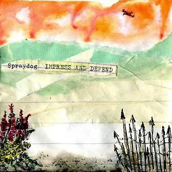 Spraydog - Impress & Defend [CD] USA import
