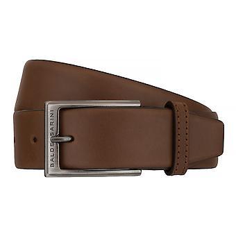 BALDESSARINI ceinture cuir ceintures hommes ceintures en cuir brun 7495