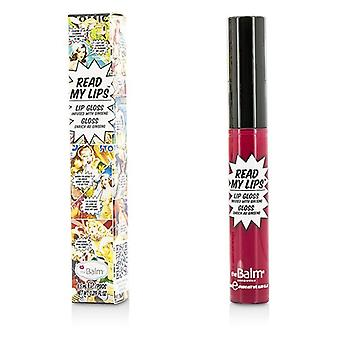 Thebalm Read My Lips (lip Gloss Infused With Ginseng) - #hubba Hubba! - 6.5ml/0.219oz