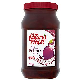 Natures Finest Pitted Prunes in Juice