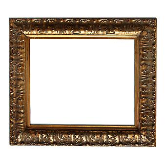 40x50 cm or 16x20 inch, photo frame in gold
