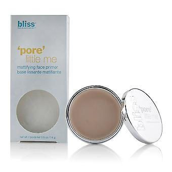 Bliss 'pore' Little Me Mattifying Face Primer - 14g/0.5oz