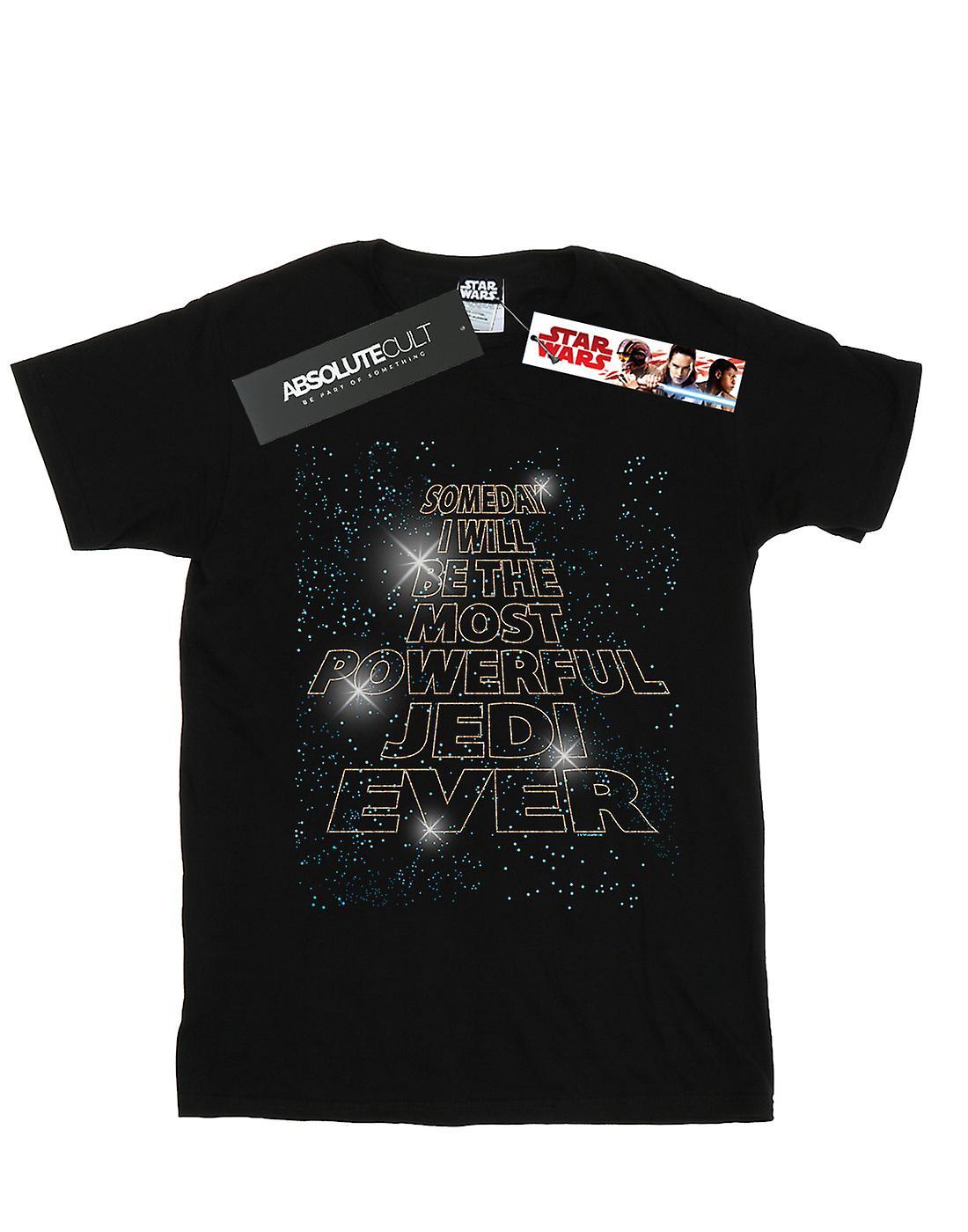 Star Wars Boys Most Powerful Jedi T-Shirt