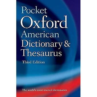 Pocket Oxford American Dictionary e dicionário de sinônimos (3ª edição revisada) b