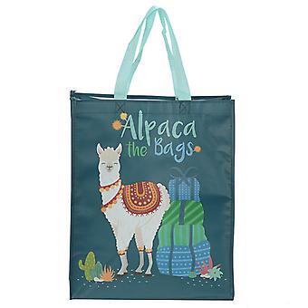 Puckator Alpaca the Bags Shopping Bag