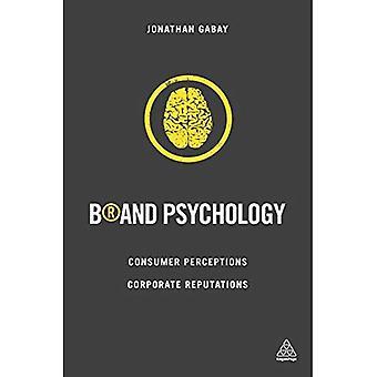 Merk psychologie: Consument percepties, Corporate reputatie