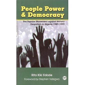 Ludzie władzy i demokracji: ruch ludowy wobec despotyzmu wojskowych w Nigerii 1989-1999