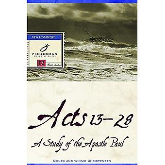 Acts 13-28: A Story of the Apostle Paul (Fisherman Bible study guides)