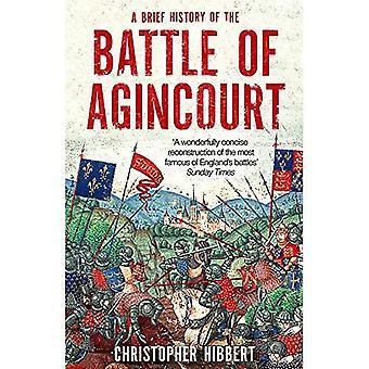 Een korte geschiedenis van de slag bij Agincourt (korte Historiën)