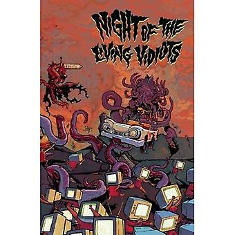 Night of the Living Vidiots: A Collection of Comics