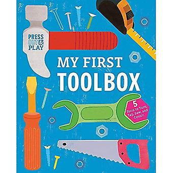 My First Toolbox: Press out & Play [Board book]