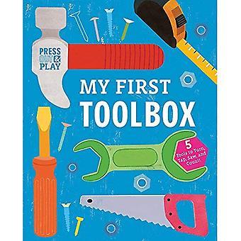 Ma première boîte à outils: Presse à & Play [cartonné]