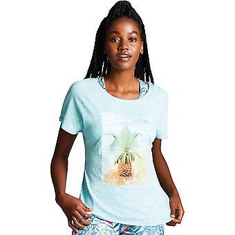 Dare 2b Womens Summer Days Graphic Short Sleeve T Shirt