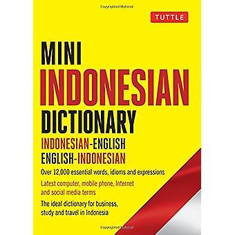 Mini Indonesian Dictionary-Indonesian-Englanti/Englanti-Indonesian b