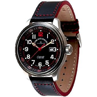 Zeno-Watch Herrenuhr OS Pilot Automatic Limited Edition 8554B-a1-7