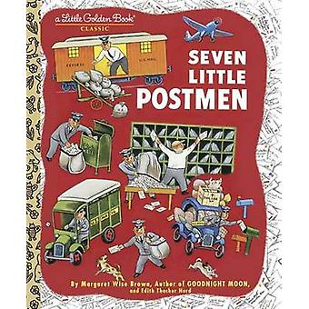 Seven Little Postmen by Golden Books - 9780307960375 Book