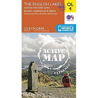 The English Lakes - North-Western Area - Keswick Cockermouth & Wigton