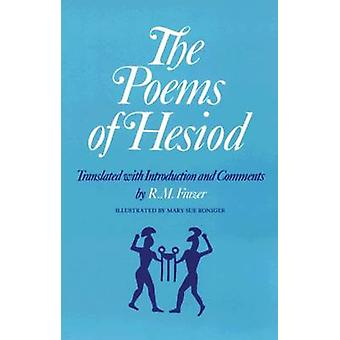 The Poems of Hesiod by Hesiod - R.M. Frazer - 9780806118468 Book