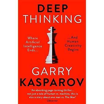 Pensamiento profundo - donde la máquina termina de inteligencia y la creatividad humana B