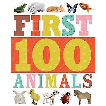 First 100 Animals - 9781783931798 Book