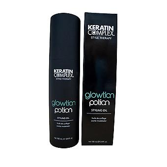 Keratine Complex Glowtion Potion 3.4 OZ.