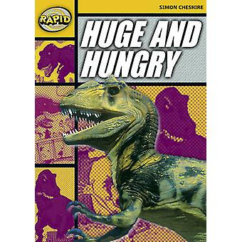 Rapid Stage 4 Set A - Huge and Hungry (Series 1) - 9780435908140 Book