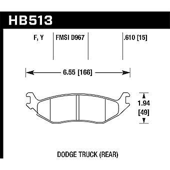 Hawk Performance HB513F.610 HPS