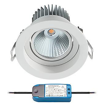 Cree LED Einbaustrahler | Warmweiß | 7 Watt | dimmbar | Kippen