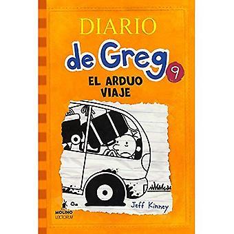 El Arduo Viaje (the Long Haul) (Diario de Greg)