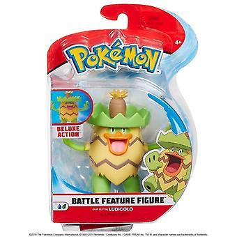 """Pokémon Battle ominaisuus kuva Pack S3 (4,5 """")-Ludicolo"""
