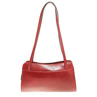 Leather shoulder bag Made in Italy 9120