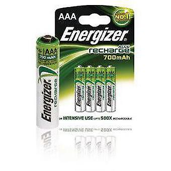 Energizer NiMH batteries HR03 Power Plus 700 Mah (4 pcs)