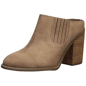 Madden Girl Womens MAGGIEE Suede Almond Toe Ankle Fashion Boots
