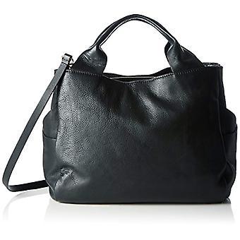 Clarks Talara ster tas met zwarte vrouw handvat (zwart leer) 17x32x26 centimeter (B x H x T)