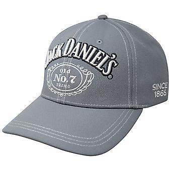 Τζακ Ντάνιελς αντίθεση ραφή γκρι καπέλο