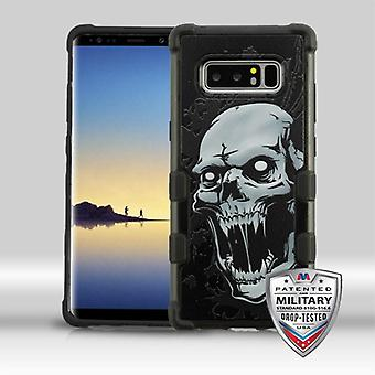 MYBAT Vampire/Black TUFF Merge Hybrid Protector Cover   for Galaxy Note 8