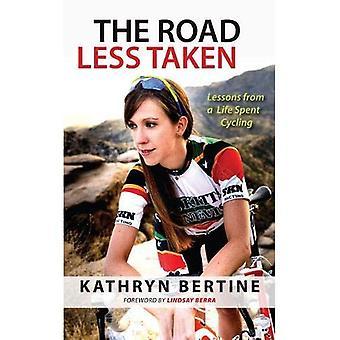 De weg minder genomen: Lessen uit een leven doorgebracht fietsen