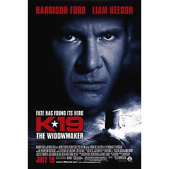 K-19: de Weduwemaker (dubbelzijdig regelmatige) originele bioscoop poster