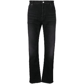 Straight-Leg Japanese Denim Jeans