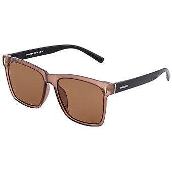 Breed Pictor Polarized Sunglasses - Brown/Black