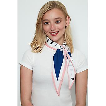 Louche Melissa Kite sjaal roze