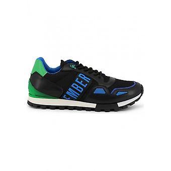 Bikkembergs-schoenen-sneakers-FEND-ER_2232_BLACK-heren-zwart, groen-EU 43