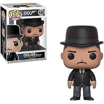 James Bond 007 pop! Vinyl figuur oneven baan speelgoed