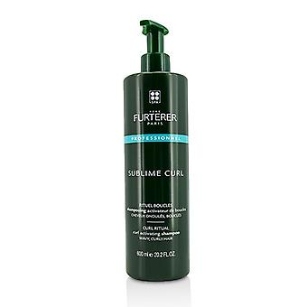 Rene Furterer Sublime Curl Curl Activating Shampoo - Wavy, Curly Hair (Salon Product) 600ml/20.29oz