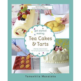 Get Started Making Tea Cakes and Tarts by Chef Yamashita Masataka